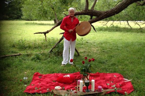 schamanische Zeremonien